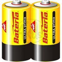 Bateria Slaný CZ Baterie Ultra Prima R 20/D 1,5V 2ks