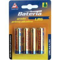Bateria Slaný CZ Baterie Grada LR6 AA 1,5V 4ks