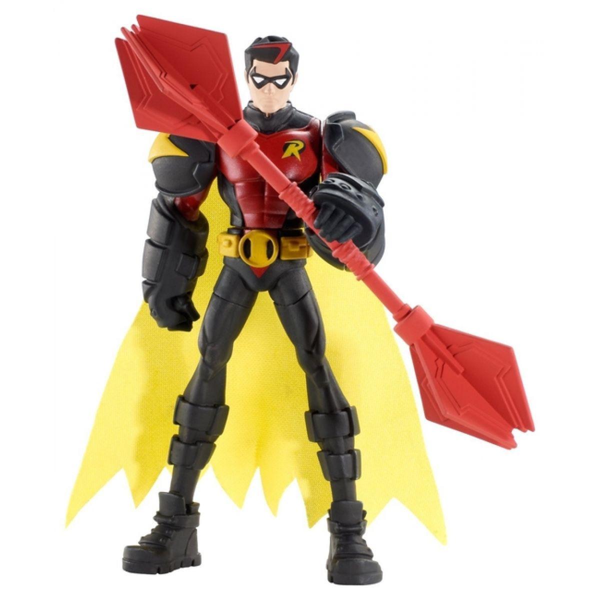 Batman bojové figurky Mattel W7256 - Robin