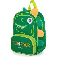 Karton P+P Batoh dětský předškolní Funny Dinosaurus