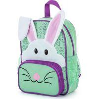 Karton P+P Batoh detský predškolský Funny Oxy Bunny