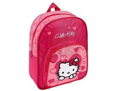 Batoh Hello Kitty růžový