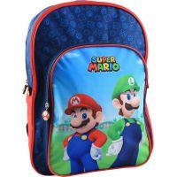 Made Batoh se dvěma oddíly Super Mario