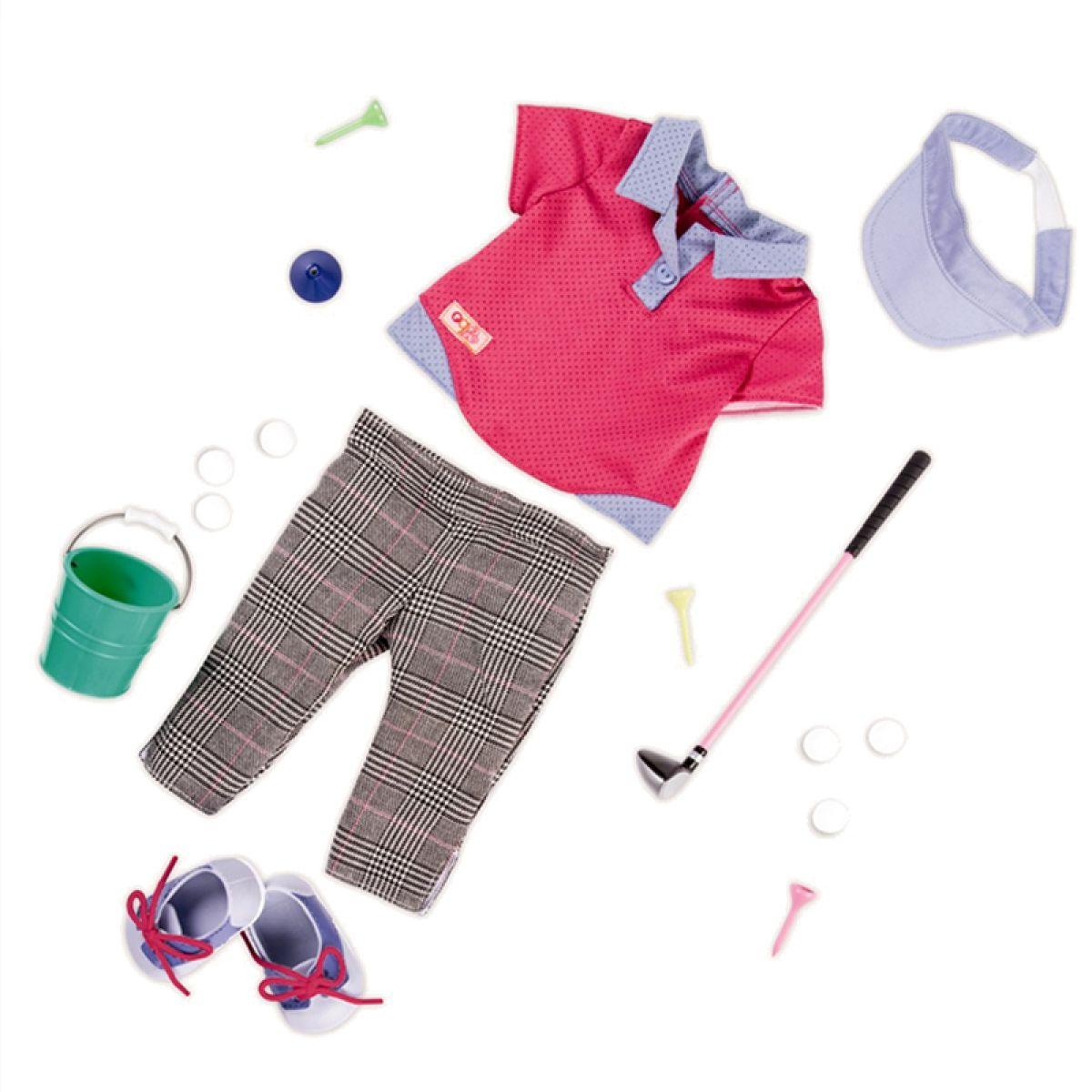 Battat Obleček na golf