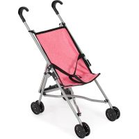 Bayer Chic Mini Buggy růžový potah