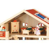 Bayer Chic Domeček dřevo 3 podlažní 3