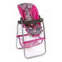 BAYER CHIC 2000 -  65587 Jídelní židlička pro panenku