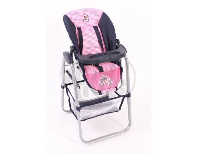 BAYER CHIC 2000 -  65546 Jídelní židlička pro panenku