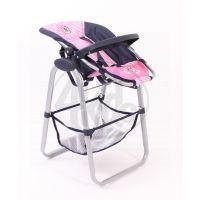 BAYER CHIC 2000 -  65546 Jídelní židlička pro panenku 2