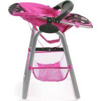 Bayer Chic Jídelní židlička pro panenku - Pinky Balls 2