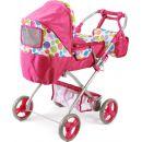 Bayer Chic Kočárek pro panenky Bambina - Pinky Bubbles 3