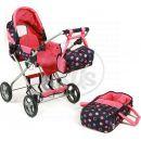Bayer Chic Kočárek pro panenky Bambina - Corallo 2