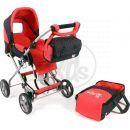 Bayer Chic Kočárek pro panenky Bambina - Red Dots 2