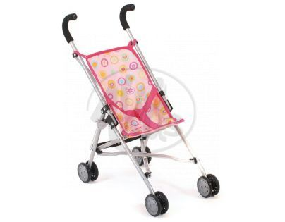 BAYER CHIC 2000 - 60164 - Golfky MINI BUGGY ROMA - Galaxy Pink