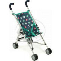 Bayer Chic Kočárek pro panenky Mini Buggy Roma - Menta