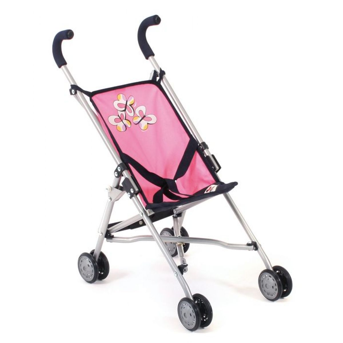 BAYER CHIC 2000 - 60146 - Golfky MINI BUGGY ROMA - Pink Checker