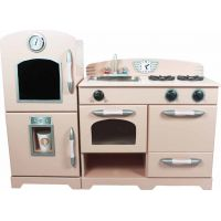 Bayer Chic Kuchyně růžová