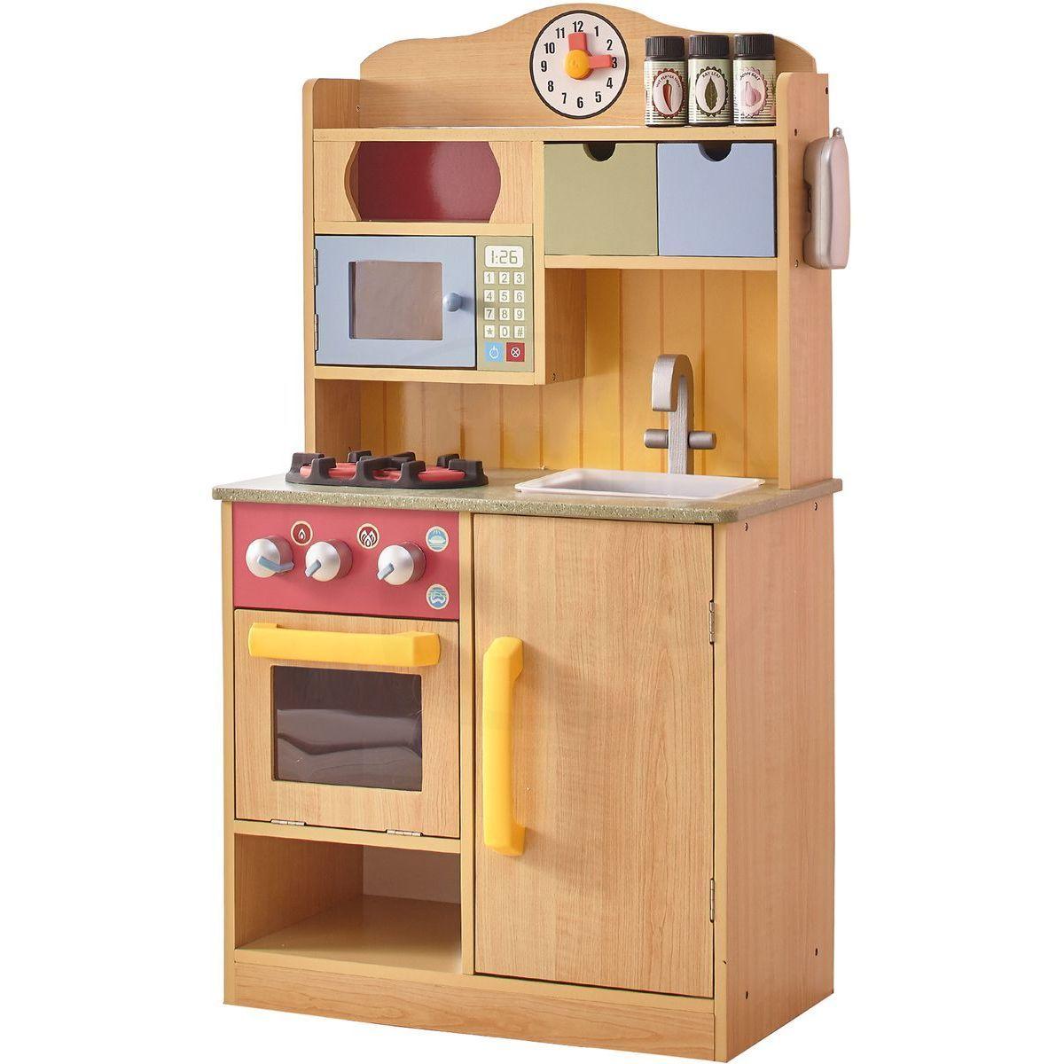 Bayer Chic Kuchyně ze dřeva