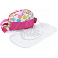 Bayer Chic Přebalovací taška ke kočárku - Pinky Bubbles