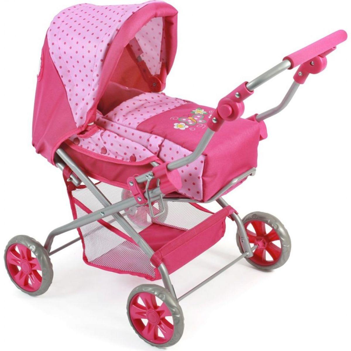 Bayer Chic Piccolina Pink Dots