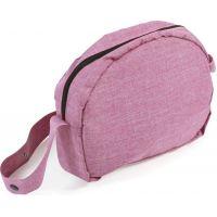 Bayer Chic Přebalovací taška - Pink Jeans