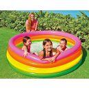 Intex 56441 Bazén čtyřkomorový Zelené dno 2