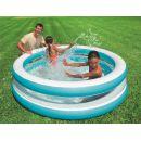 Intex 57489 Bazén kruhový průhledný 203cm - Modrobílá 2