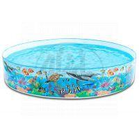 Intex 58472 Bazén pevný 244x46cm - Mořský svět