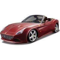 Bburago 1:18 Ferrari California T open top Red