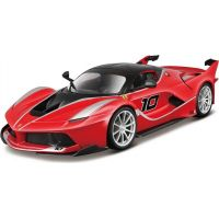 Bburago 1:18 Ferrari FXX K Červená