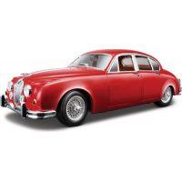 Bburago 1:18 Jaguar Mark 1959 Red 18-12009R