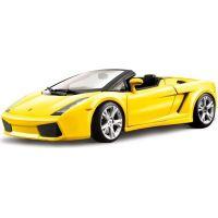 Bburago 1:18 Lamborghini Gallardo Spyder yellow