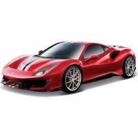 Bburago 1:24 Ferrari 488 Pista red