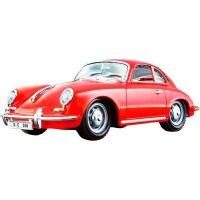 Bburago 1:24 Porsche 356B Coupe 1961 Red