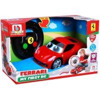 Bburago Junior RC Auto Ferrari 458 - Červená 5