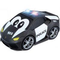 Bburago Lamborghini plastové autíčko Policie