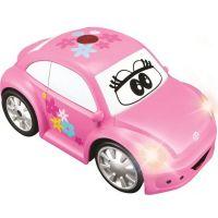 Bburago Volkswagen Beetle asst 2 růžové