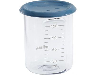 Béaba Kelímek na jídlo 120 ml modrý