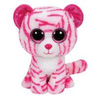 Beanie Boos ASIA 15 cm růžový tygr