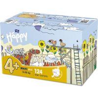 Bella Baby Happy Maxi Plus Big Pack á 62 ks x 2