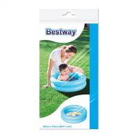 Bestway Bazén nafukovací 2 prstence 61 cm modrý 3