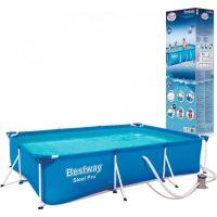 Bestway 56411 Bazén Steel Pro™ 300 x 201 x 66 cm 4