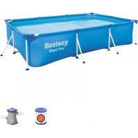 Bestway 56411 Bazén Steel Pro™ 300 x 201 x 66 cm 3