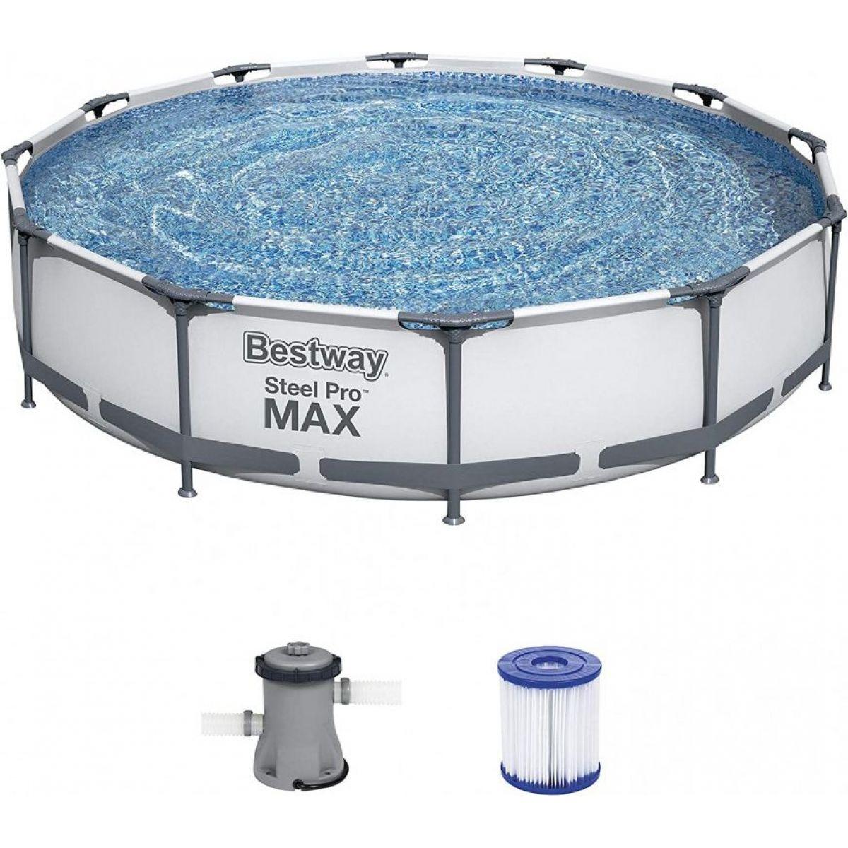 Bestway 56416 Bazén Steel Pro Max ™ 366 x 76 cm