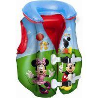Bestway Disney Mickey a Minnie Nafukovací plavací vesta