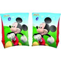 Bestway Disney Mickey a Minnie Nafukovací rukávky - Mickey Mouse