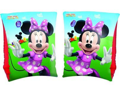 Bestway Disney Mickey a Minnie Nafukovací rukávky - Minnie