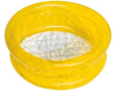 Bestway 51112 Nafukovací bazének 64x25cm - Žlutá