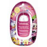 Bestway 91025B - Nafukovací dětský raft - Minnie/Daisy, rozměr 112x74 cm