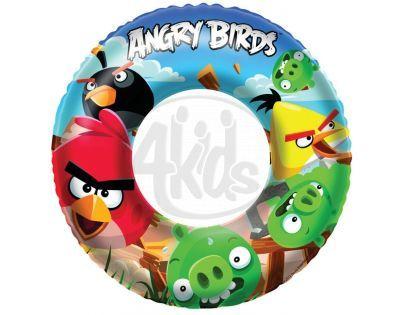 Bestway 96102B - Nafukovací kruh - Angry Birds, průměr 56 cm